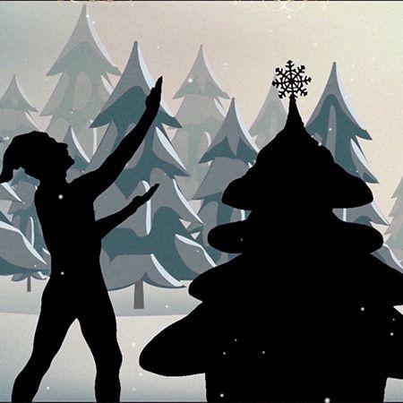 Verba - Christmas Shadow Shows