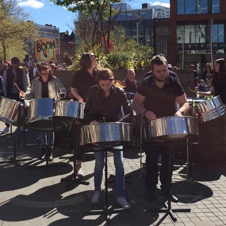PanFire Steel Band