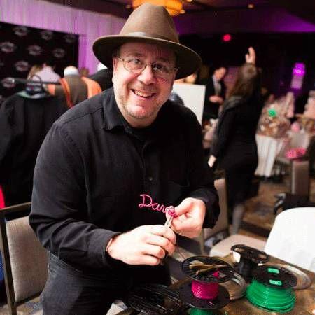Dave Maskin The Amazing Wireman
