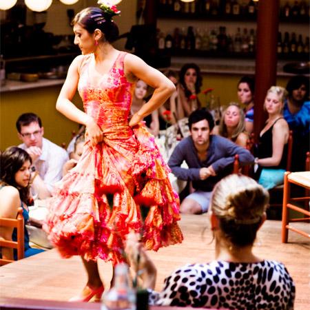 El Tablao Carmen- Flamenco Class