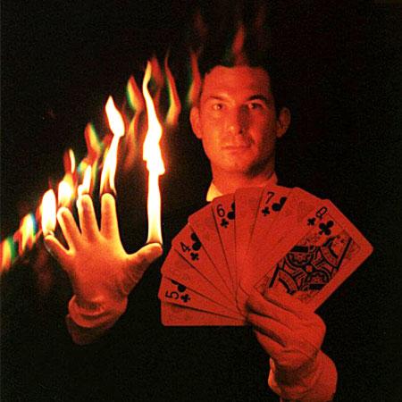 Tom Veith - Fire Show