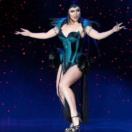 Aria Delanoche Burlesque - Heavy