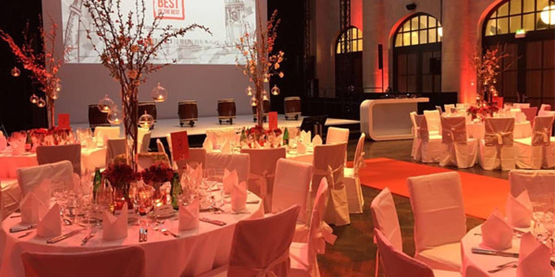 Scarlett Takes Berlin Gala Dinner To The Next Level