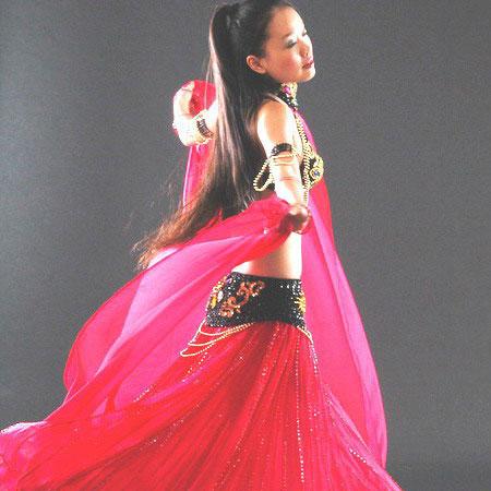 Chinese Ribbon Dancers