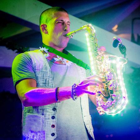 Sir Charles Sax Performer