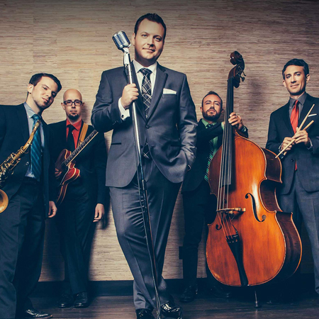 Double Down Swing Band