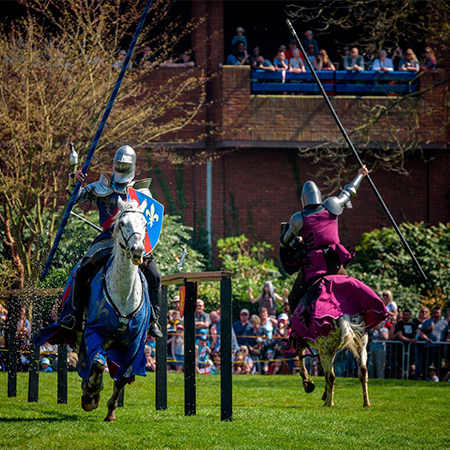 The Cavalry of Heroes - Medieval Family Music Festival