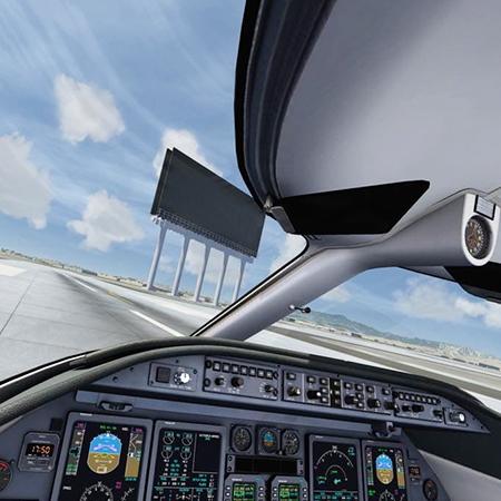 PKP - Flight Simulator