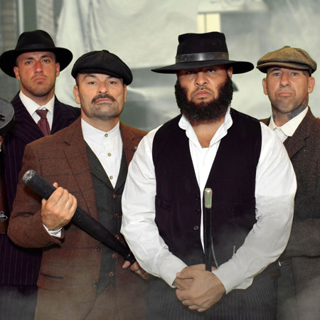 Stunt Action Specialists - Peaky Blinders