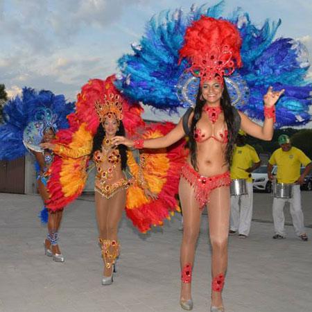 Brazuca Samba Show - Samba Live Partyband