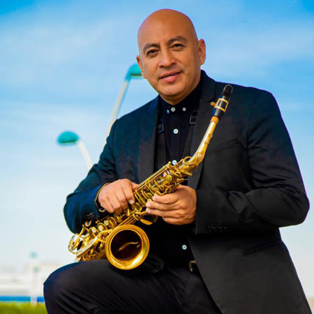 Richart Leon - Sax Player