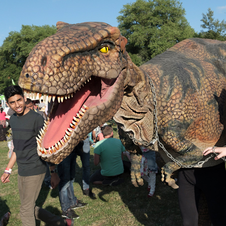 Global Grooves - Tyrone Dinosaur