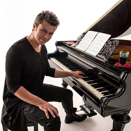 Evgeny Khmara - Pianist and Composer