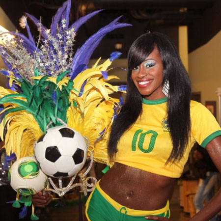 L.A. Samba Entertainers - World-Cup Themed Events