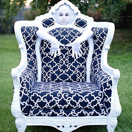 Living Chair - Jenny Arata