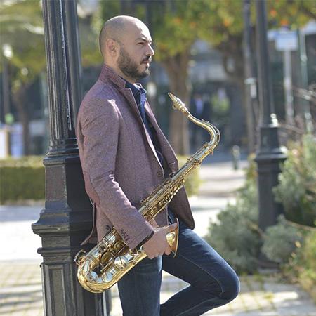 Harris Athanasopoulos - Saxophonist