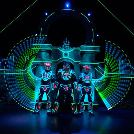 Phoenix - LED & Laser Show
