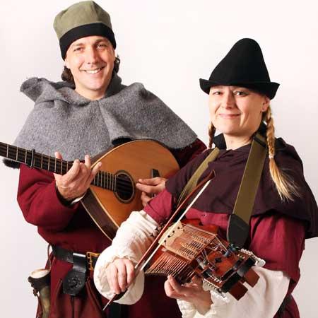 Vicki Swan & Jonny Dyer - Medieval Music