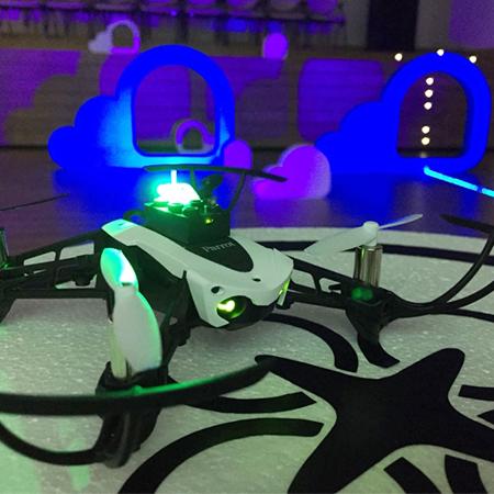 Creartys - Drone Experience