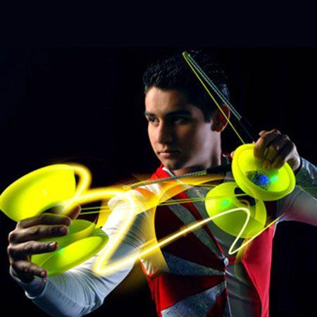 Ludovic Marquez - Diabolo Juggling