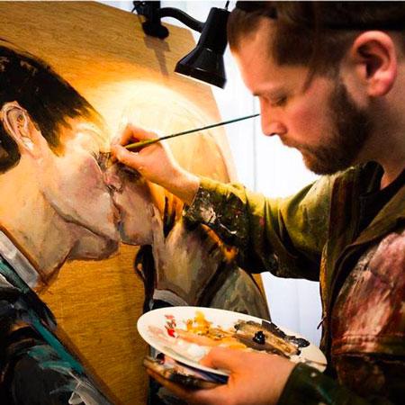 Peter Farmer - Live Event Artist