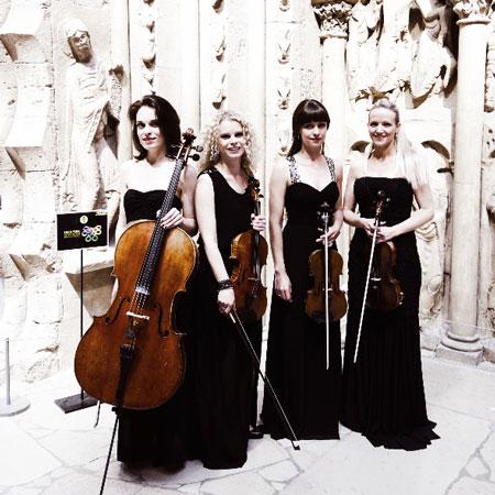 Les Muses Quartet
