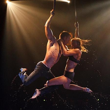 Aerialist Duo - Jimmy & Anna