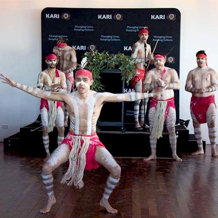 Muggera - Indigenous Australian Show