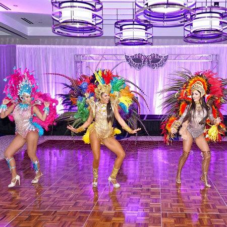 Phoebe Samba Dancers Group - Samba Dancers