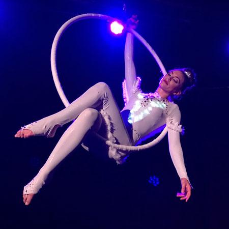Tumbellina: The Lite Circus