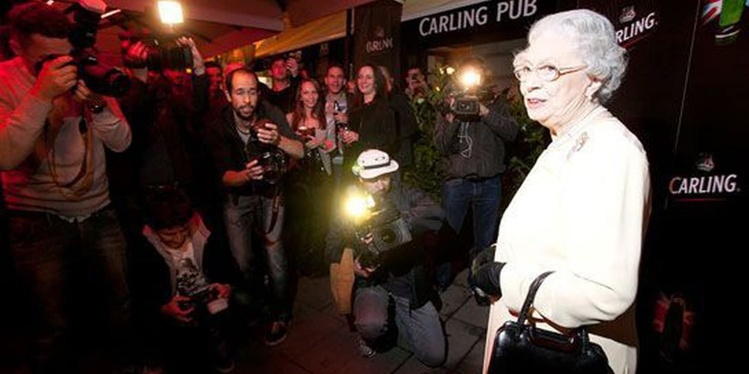 Our Best of British Lookalikes Launch Carling in Croatia