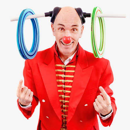 Jason Maverick - Family Circus Show
