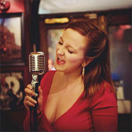 Emily - Professional Vocalist