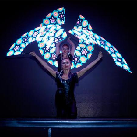 ArtXperienZe - LED Poi Dancers