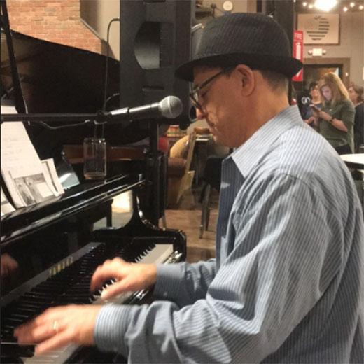 John Arden Music - Duelling Pianos