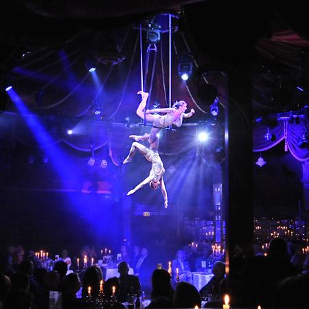 Duo Elja - Aerial Trapeze