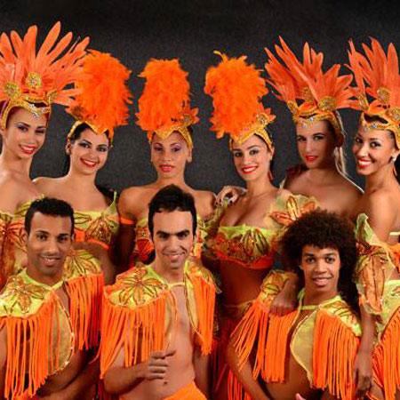 Qbailando - Cuban Dance Show
