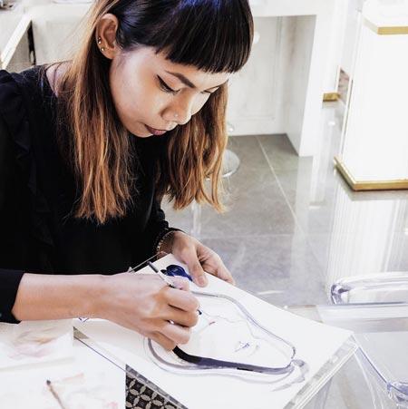 Soleil Ignacio - Fashion Illustrator