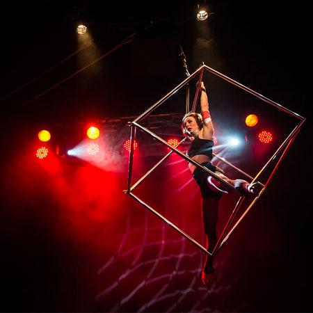 Bianca Preche - Cube Act