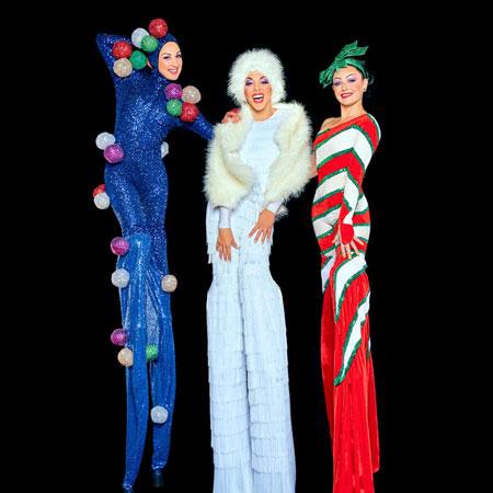 Zero Central - Candy Factory Circus (Christmas)