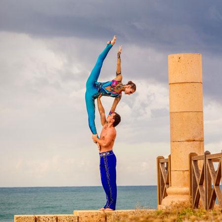 Acro Balance - Dmitry & Katerina