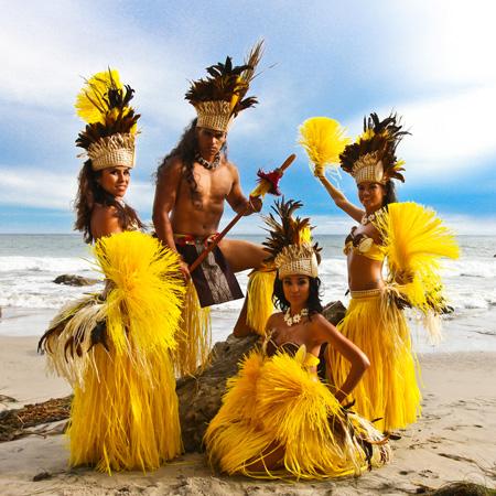 The Dancing Fire - Polynesian Fire Show