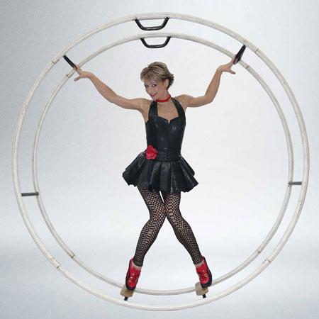 Natalia Leontieva - German Wheel