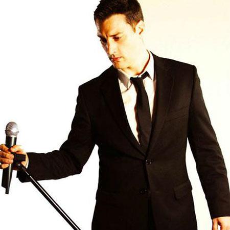 Jason Allen - Swing Singer