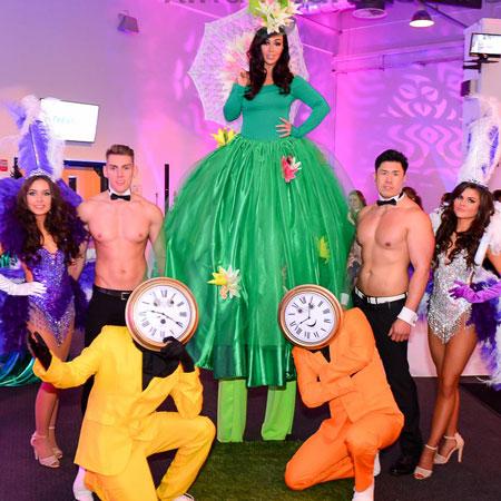 Pastiche - Alice In Wonderland Performers