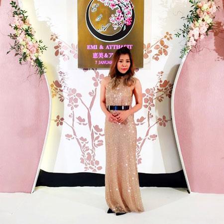 AKI : JAPANESE ENGLISH THAI MC & EVENT HOST