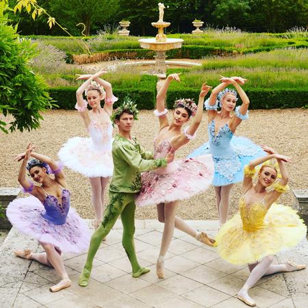 Sophie Adams Ballet Company - The Flower Ballet