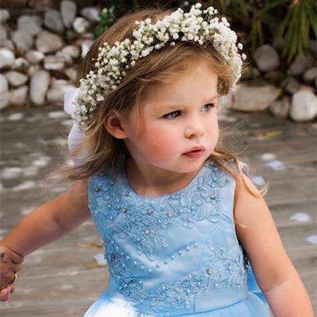Princess Charlotte Lookalike - Isla