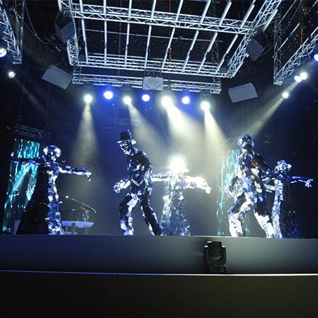 Mirror Crew - Dance Show