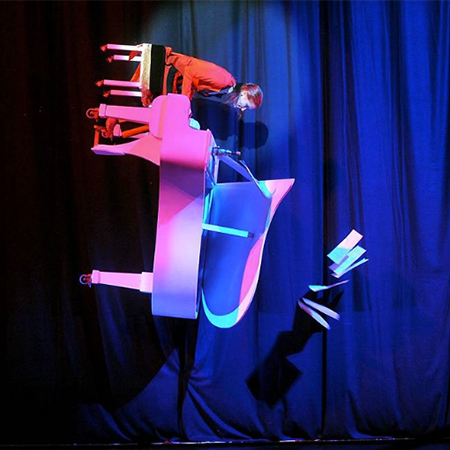 Katrina Asfardi - Flying Piano